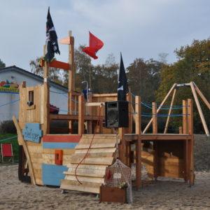 Piratenlager Hohwacht